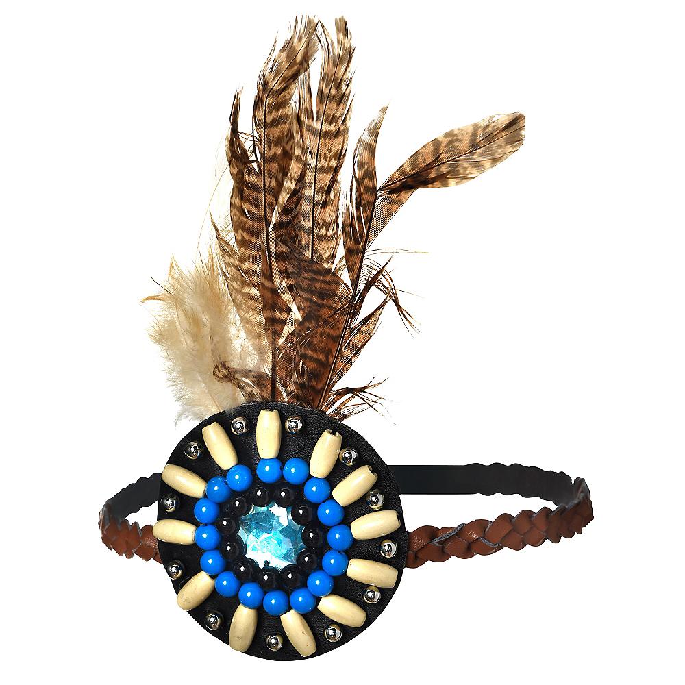 Dreamcatcher Feather Headband Image #1