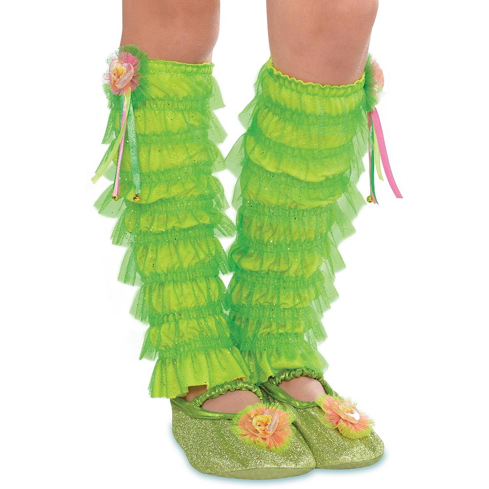 Child Tinker Bell Leg Warmers Image #1