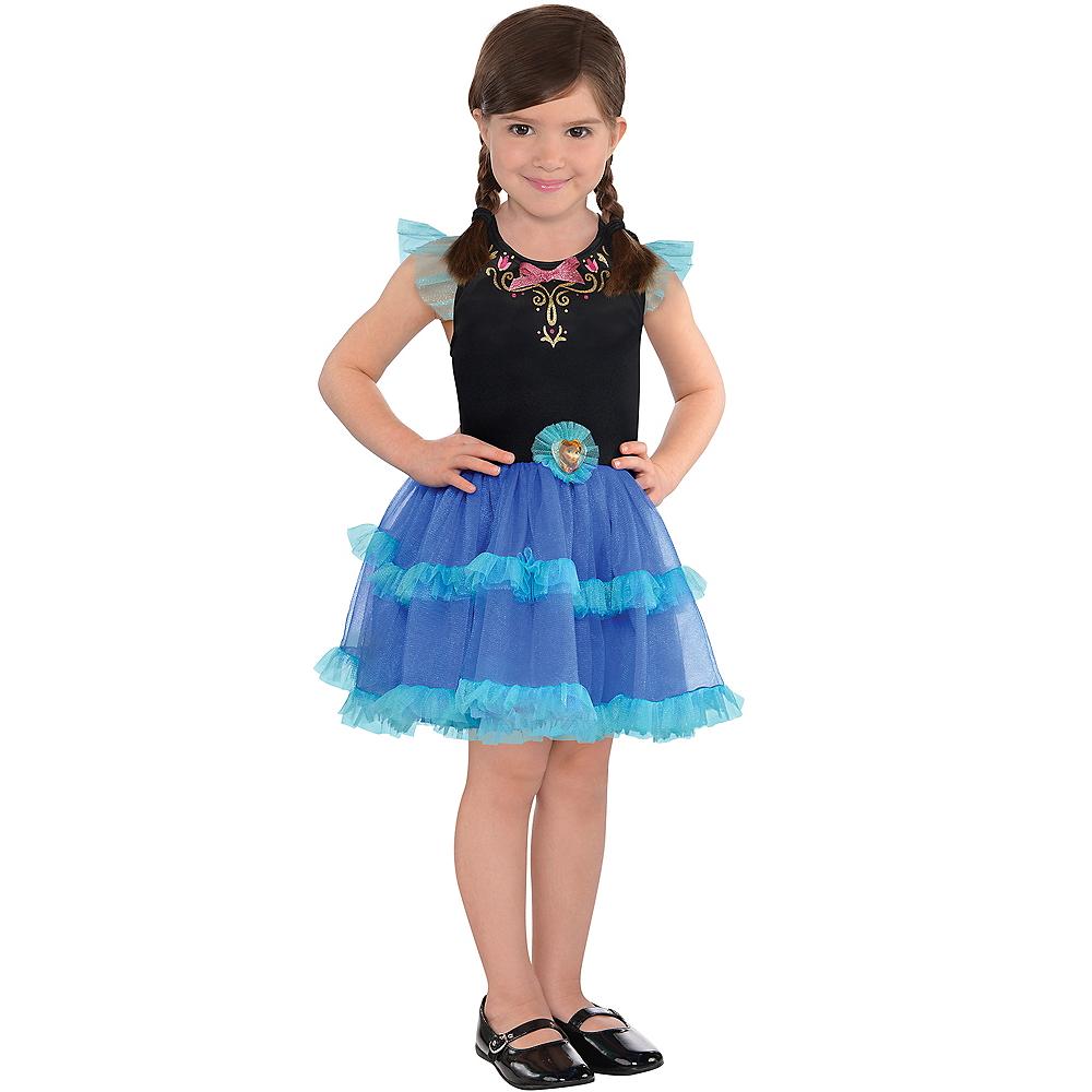 Girls Tutu Anna Dress - Frozen Image #1