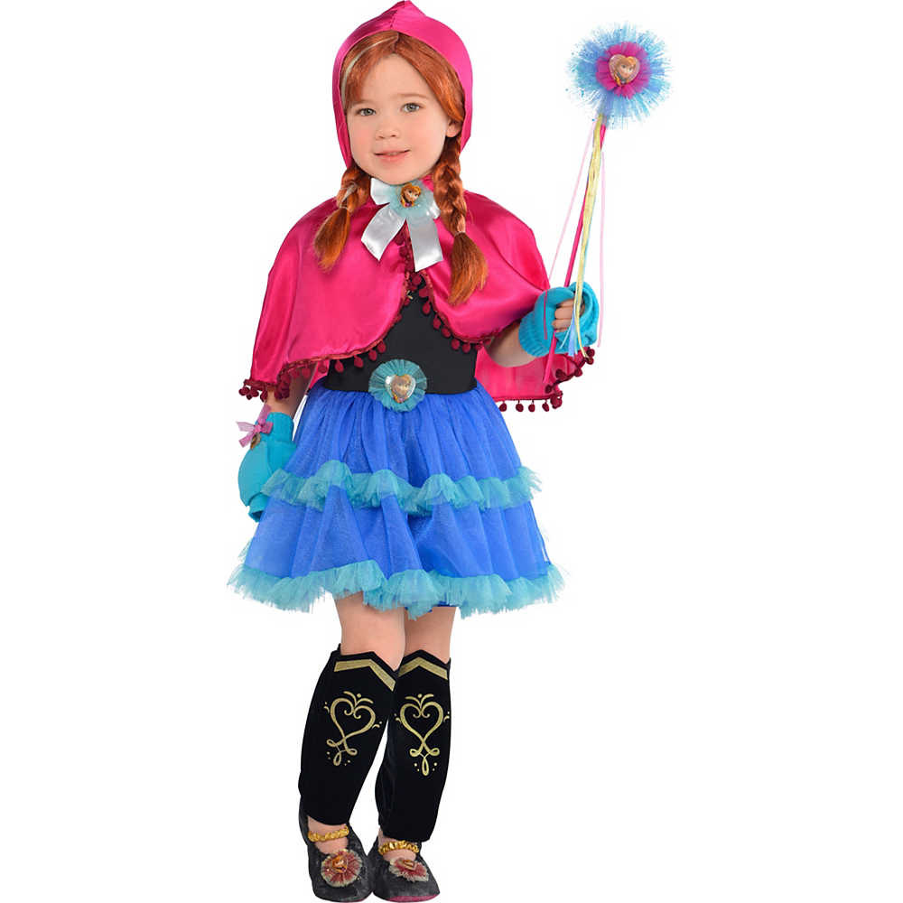 Nav Item for Girls Tutu Anna Dress - Frozen Image #3