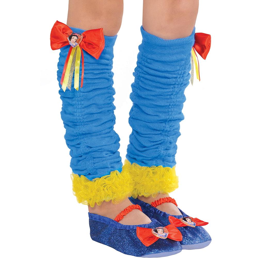 Snow White Leg Warmers Image #1