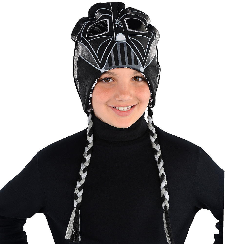 Nav Item for Darth Vader Peruvian Hat - Star Wars Image #2