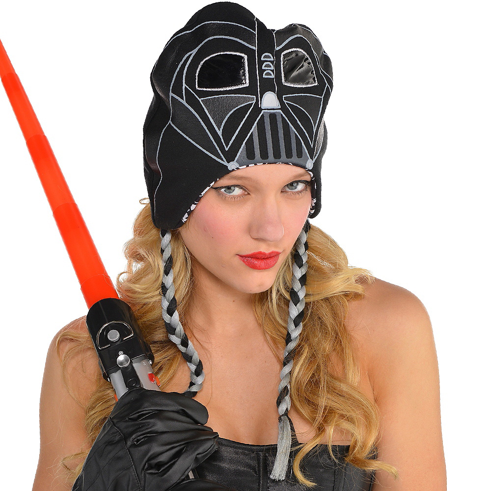 Nav Item for Darth Vader Peruvian Hat - Star Wars Image #3