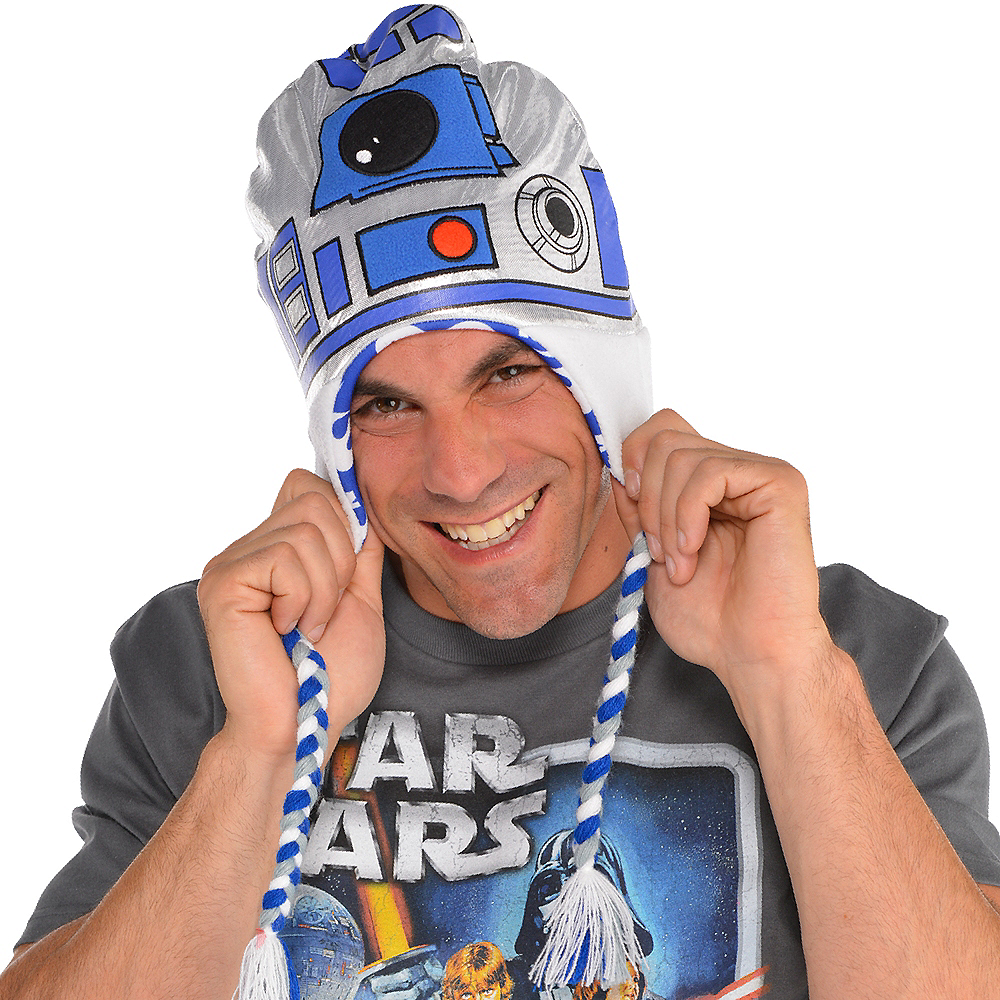 Nav Item for R2-D2 Peruvian Hat - Star Wars Image #2