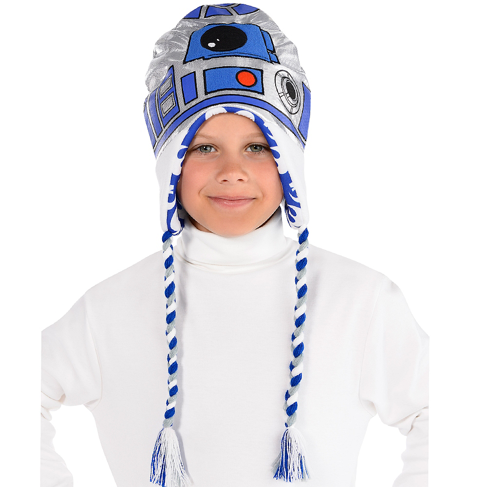Nav Item for R2-D2 Peruvian Hat - Star Wars Image #3