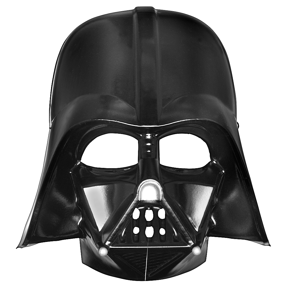397aab981a1110 Darth Vader Mask - Star Wars Image #1