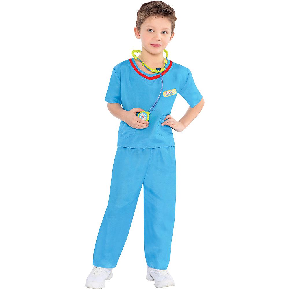 Child Doc McStuffins Scrubs Accessory Kit Image #1