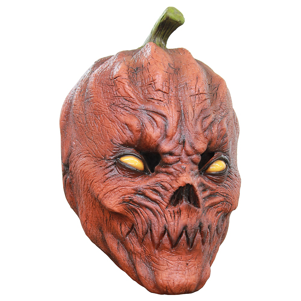 Nav Item for Pumpkin Head Mask Image #1