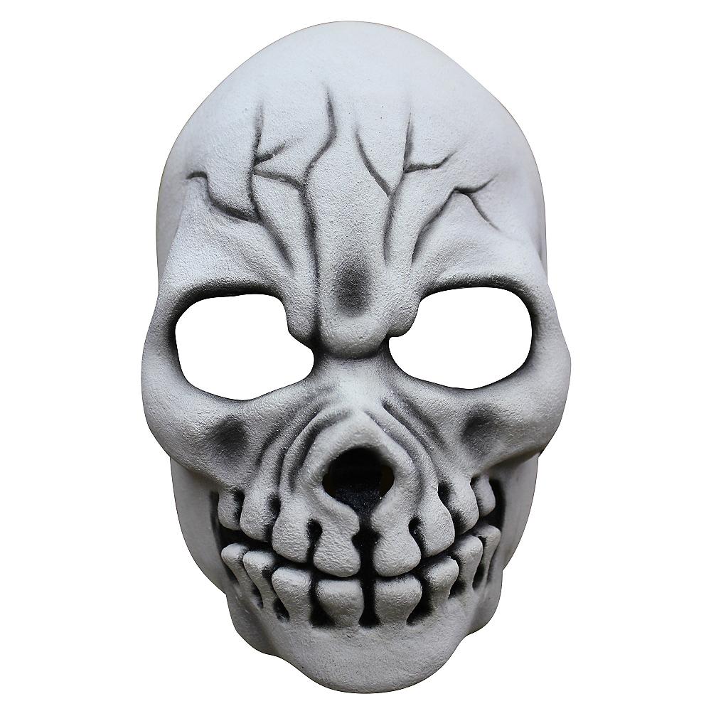 Cracked Skull Mask Image #1