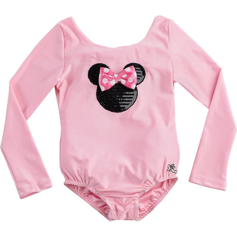 Child Minnie Mouse Bodysuit Image #2