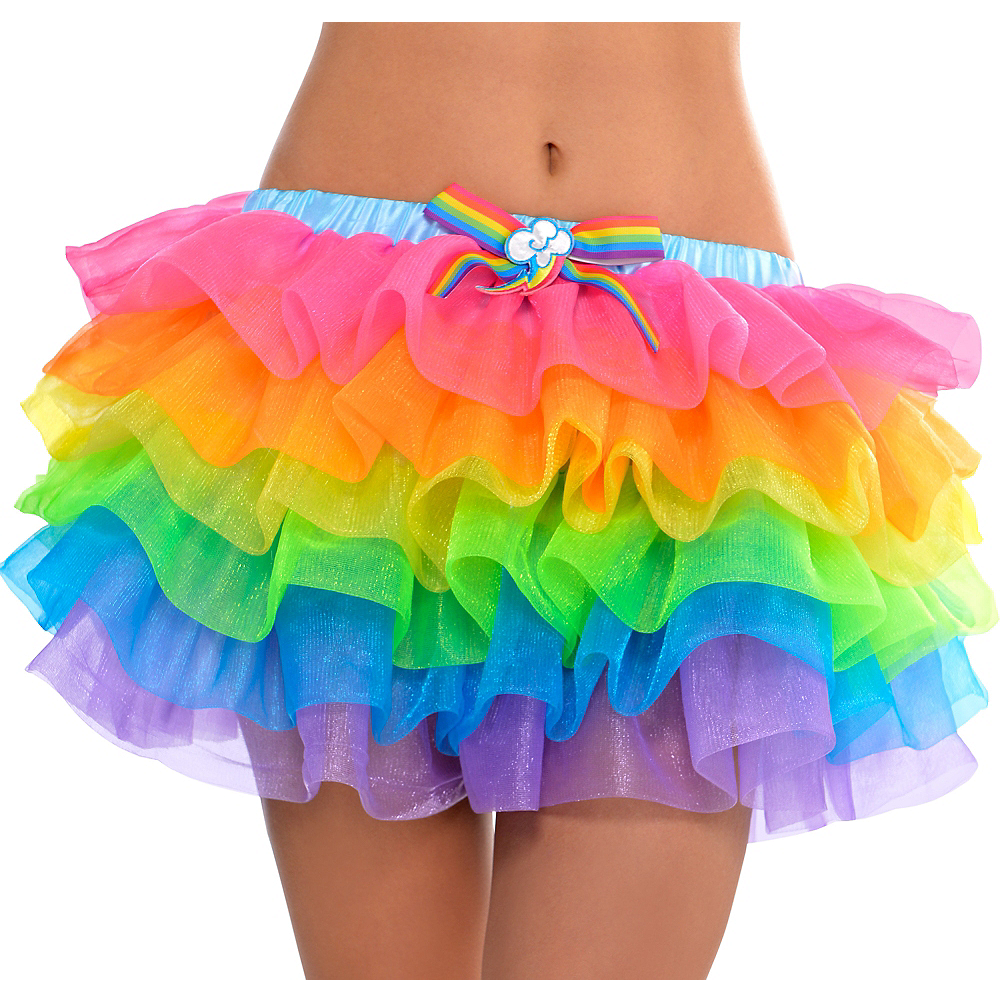 Adult Rainbow Dash Tutu - My Little Pony Image #1