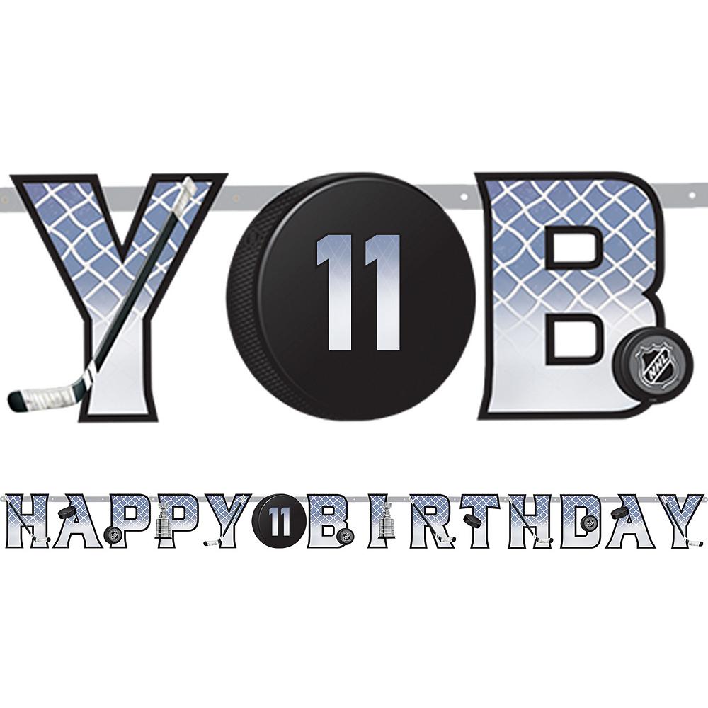 NHL Birthday Banner Image #1