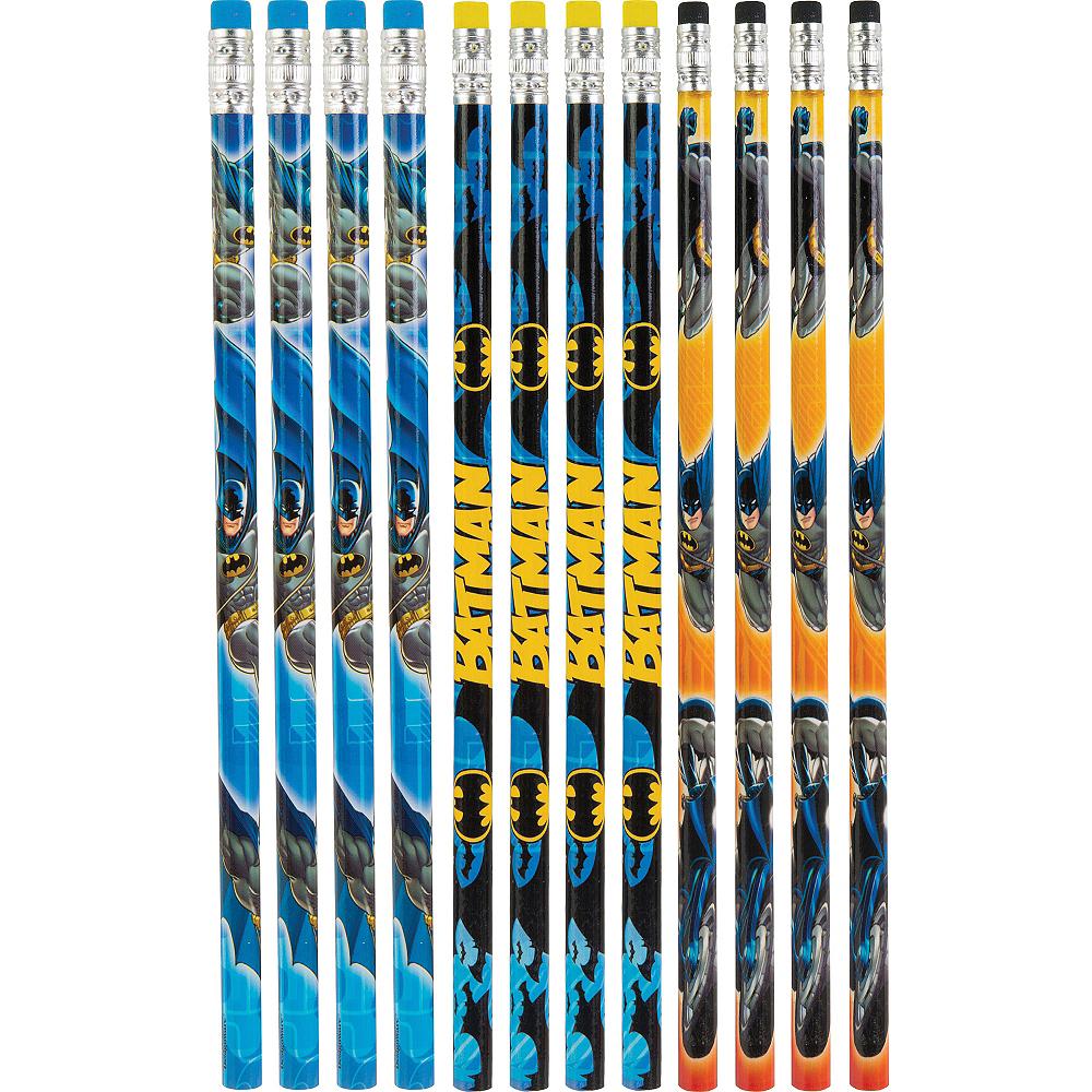 Batman Pencils 12ct Image #1