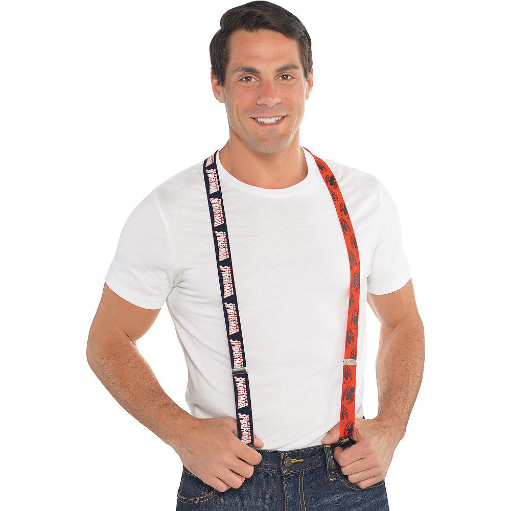 Spider-Man Suspenders Image #2