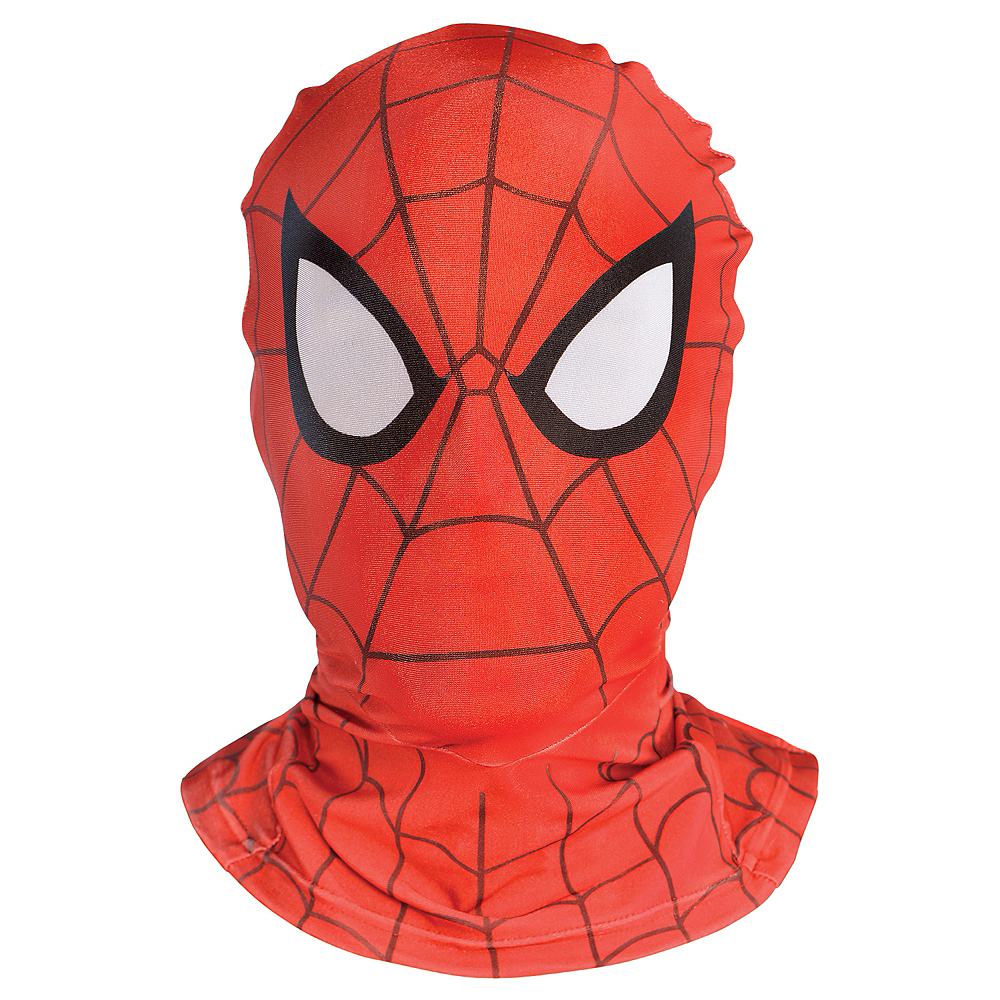 Spider-Man Partysuit Mask Image #1