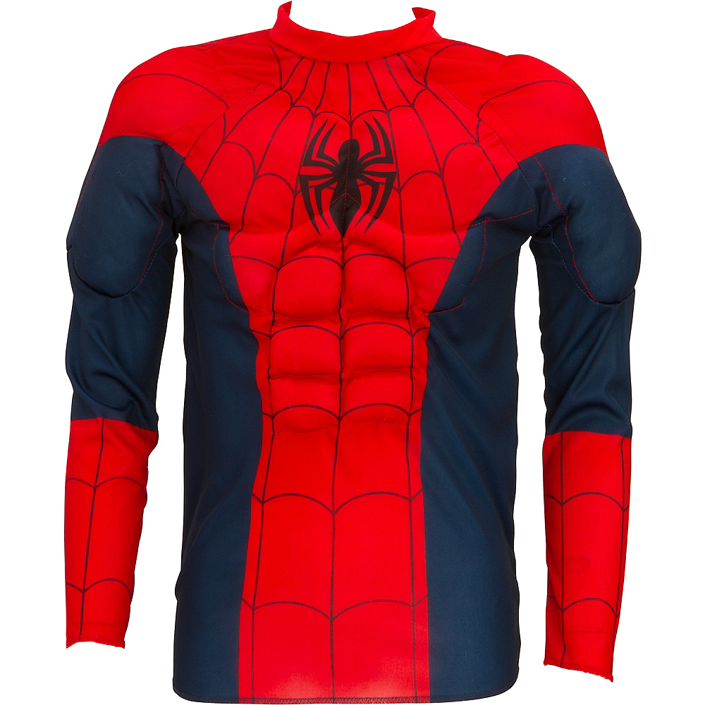 Child Spider-Man Muscle Shirt Image #2