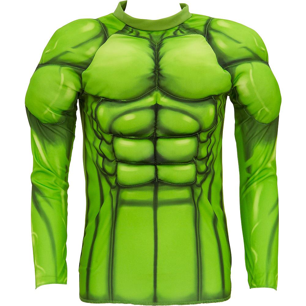 Child Hulk Muscle Shirt Image #2