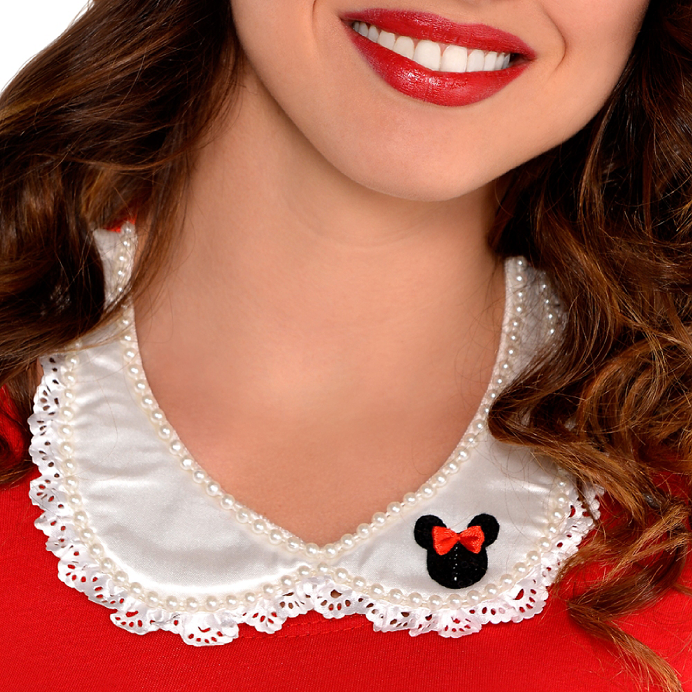 Nav Item for Minnie Mouse Collar Necklace Image #2