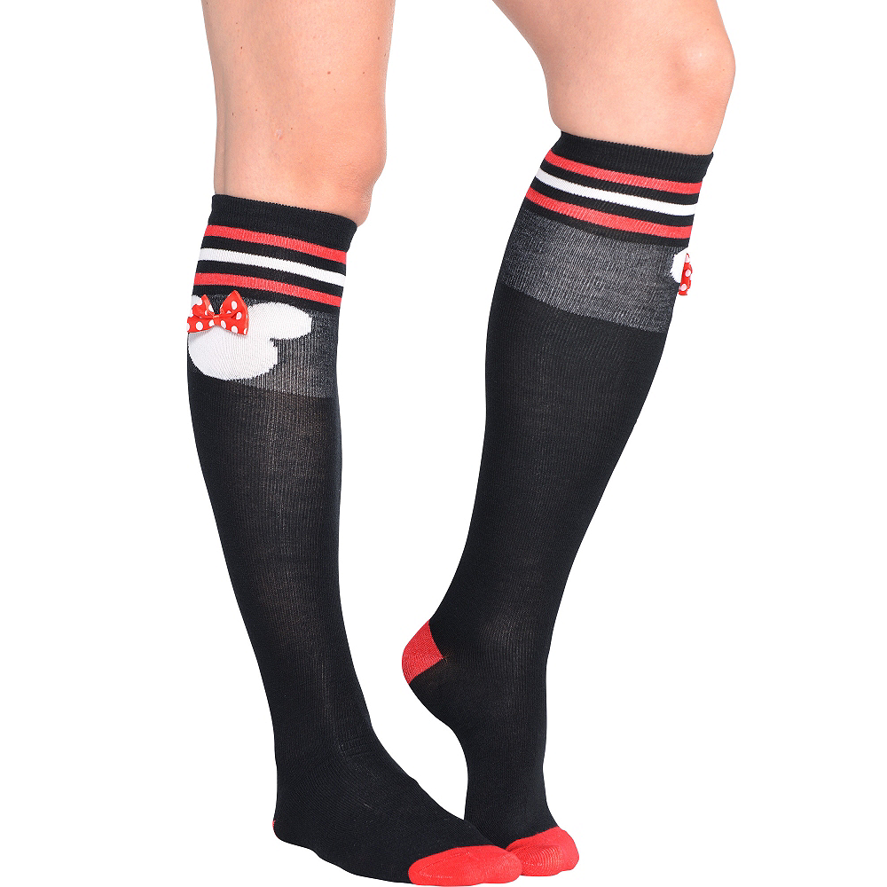Minnie Mouse Over-the-Knee Socks Image #1