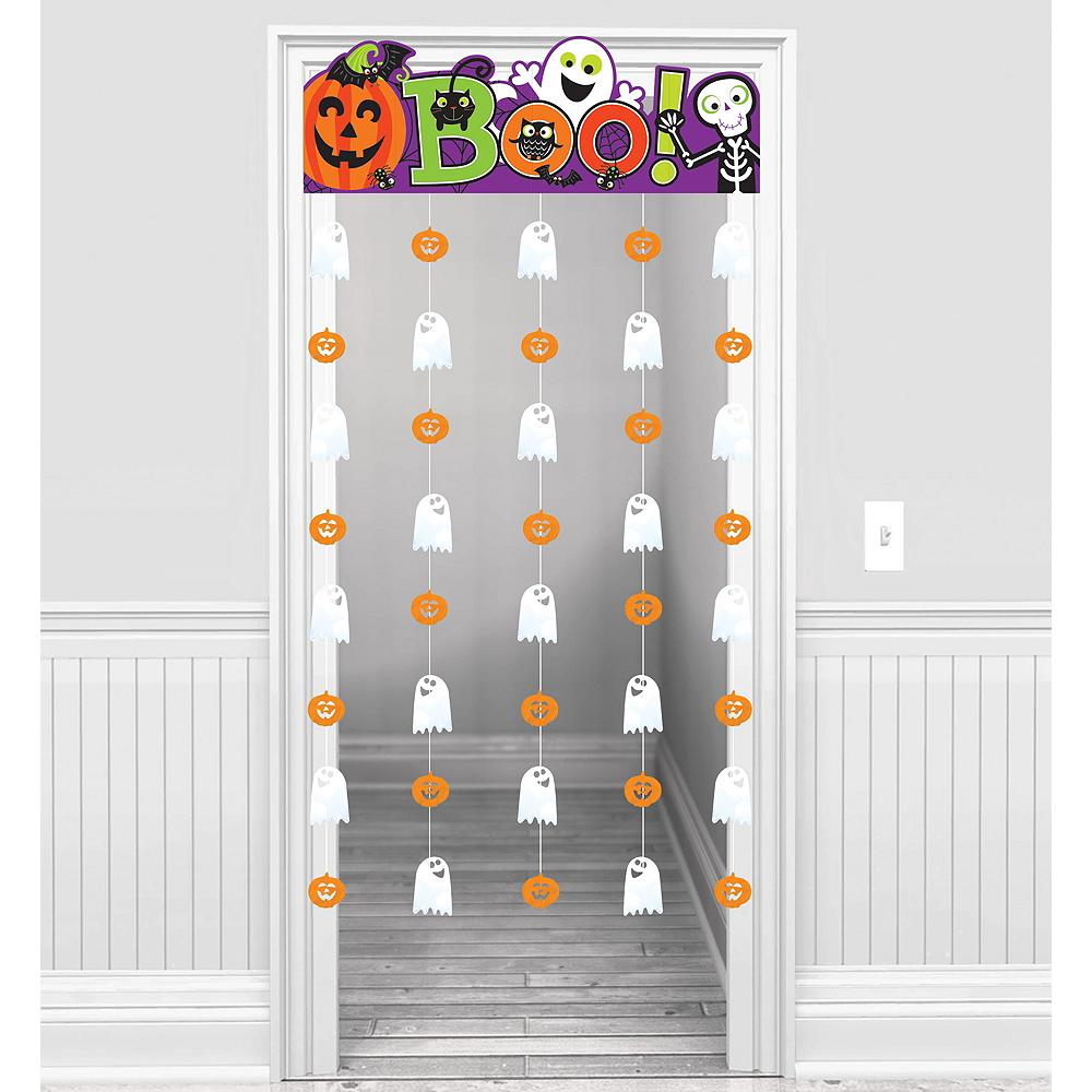 Cute Halloween Doorway Curtain Image #1