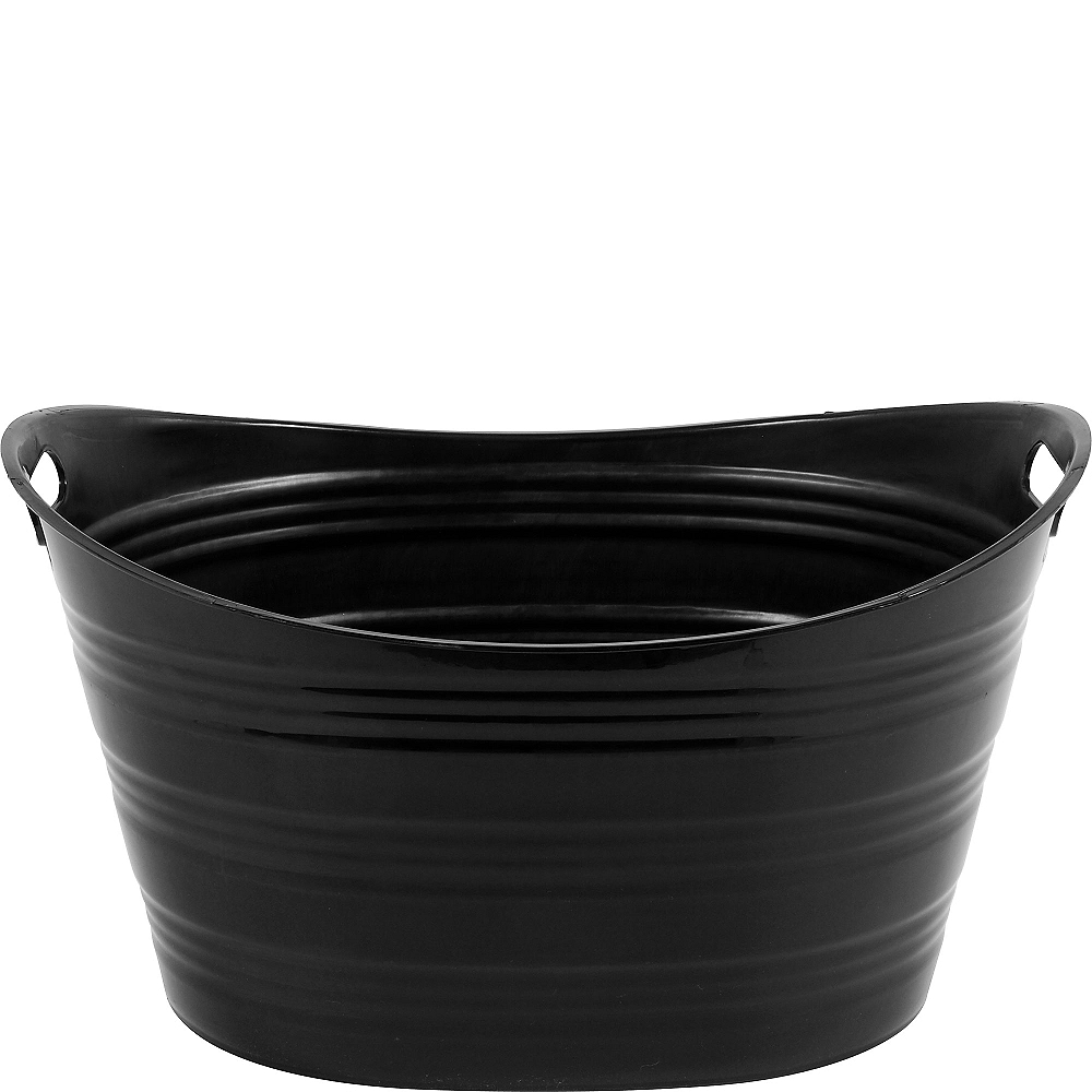 Black Party Tub Image #1