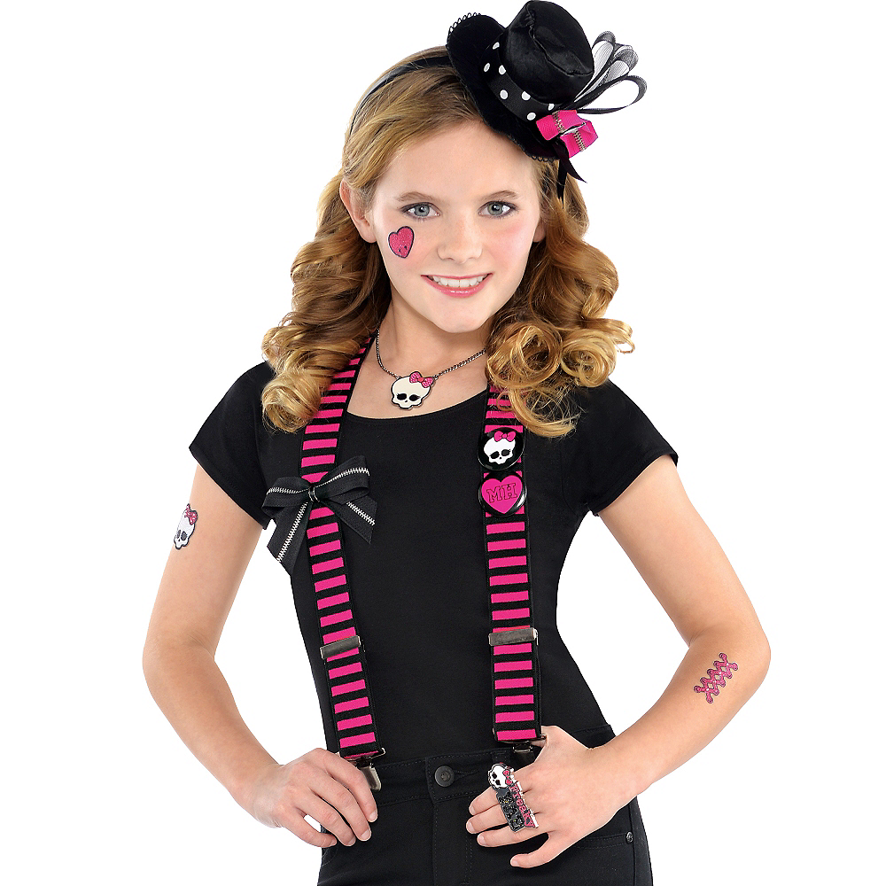 Monster High Suspenders Image #2