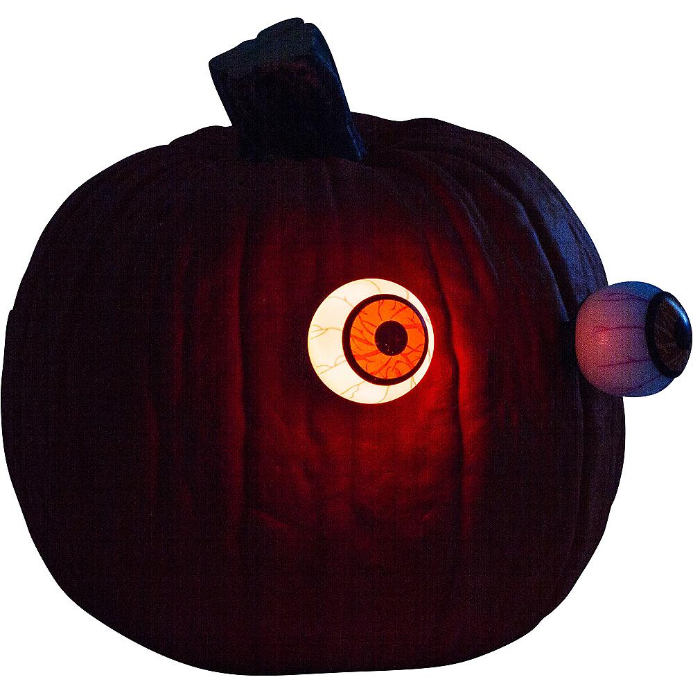Light-Up Color Changing Pumpkin Eyeballs 2ct Image #4