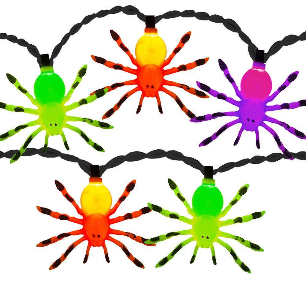 Spider String Lights Image #1