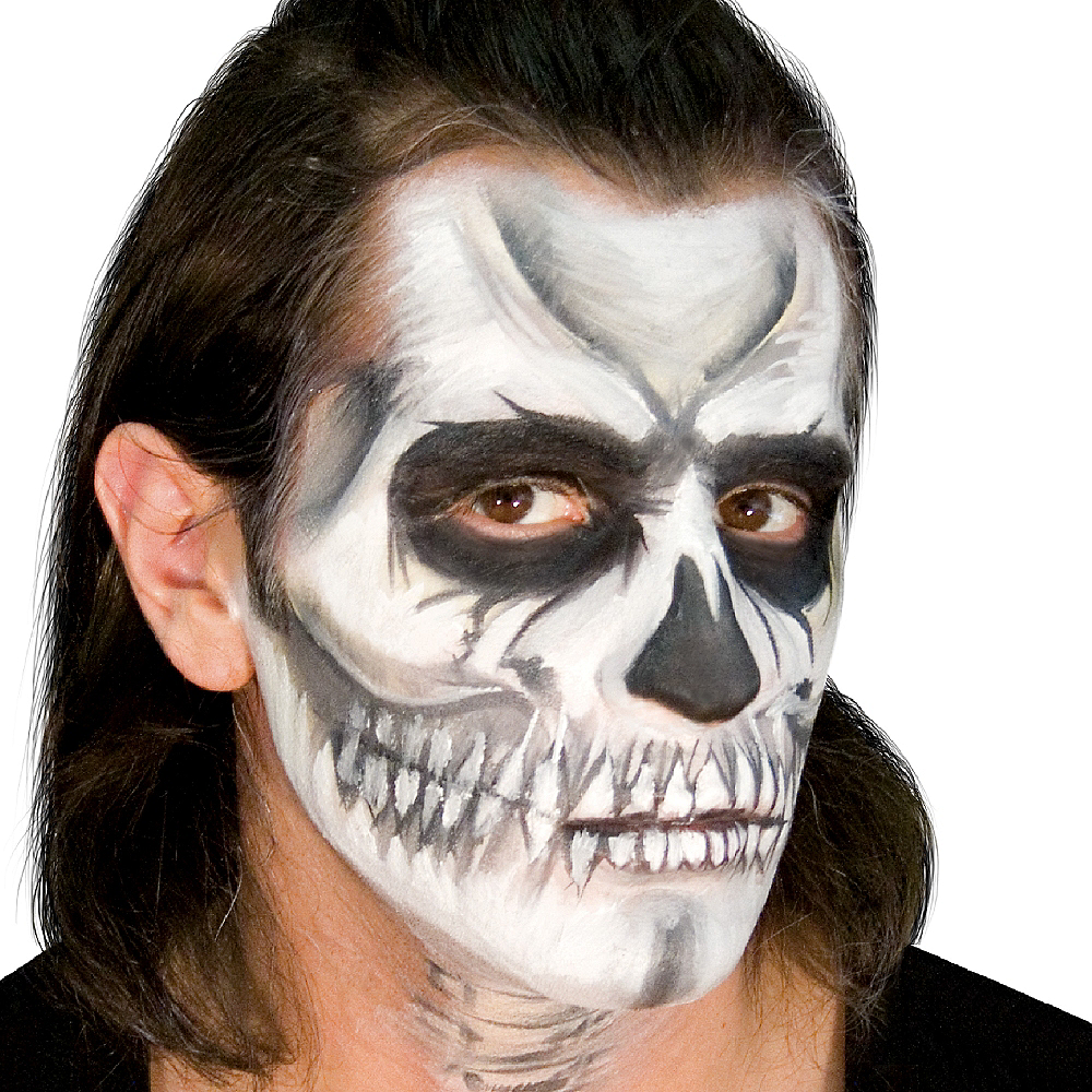 Skull Makeup Kit Image #2
