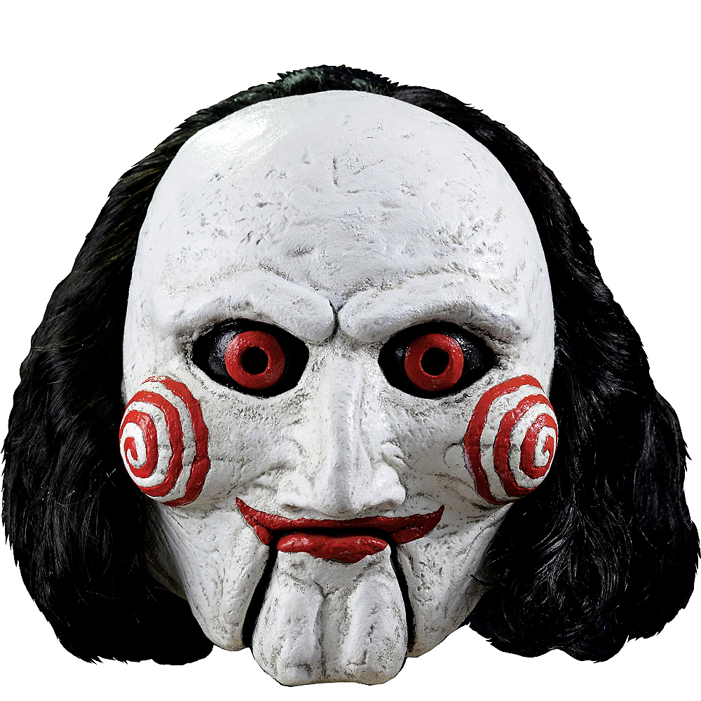 Billy the Puppet Mask - Saw Image #1