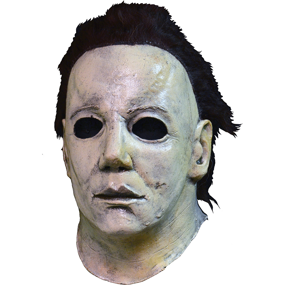 Halloween City Halloween 2020 Michael Myers Mask Michael Myers Mask   Halloween 6 | Party City