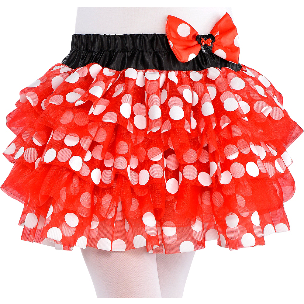 62574fac5 Girls Minnie Mouse Tutu | Party City