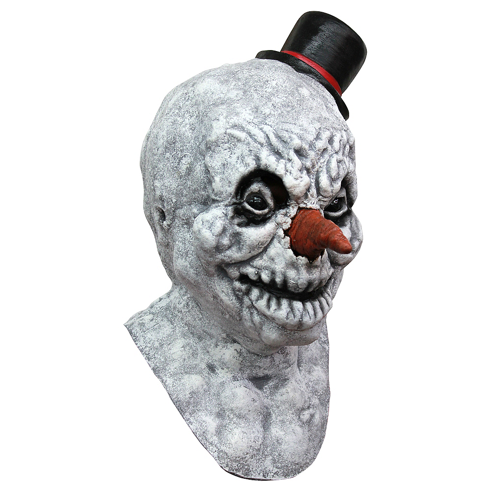 Nav Item for Sinister Snowman Mask Image #1