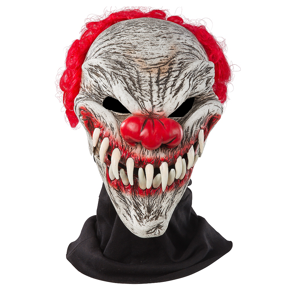 last laugh scary clown mask