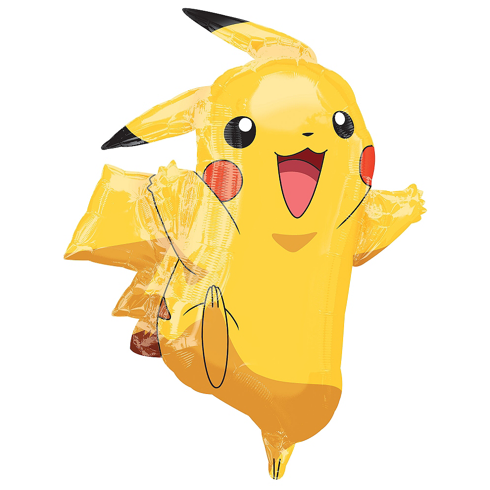 Nav Item for Pikachu Balloon Image #1
