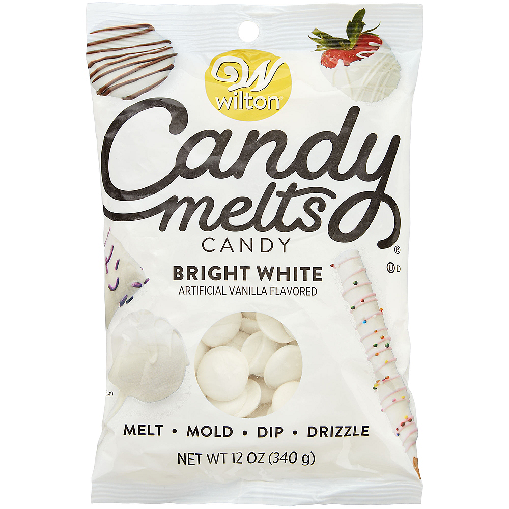 Wilton Bright White Candy Melts Image #1