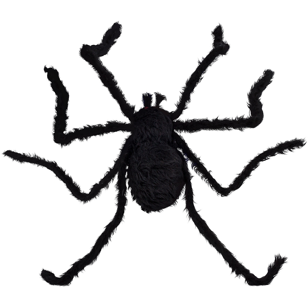 Nav Item for Poseable Furry Spider Image #2