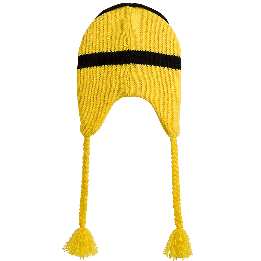 71a728a5 ... Nav Item for Two-Eyed Minion Peruvian Hat - Despicable Me Image #2 ...