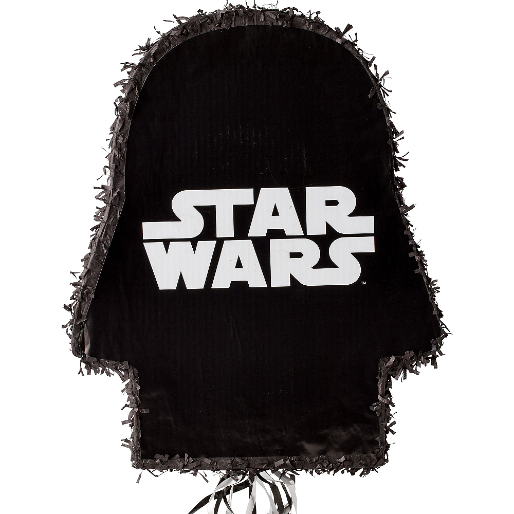 Nav Item for Pull String Star Wars Pinata Image #2