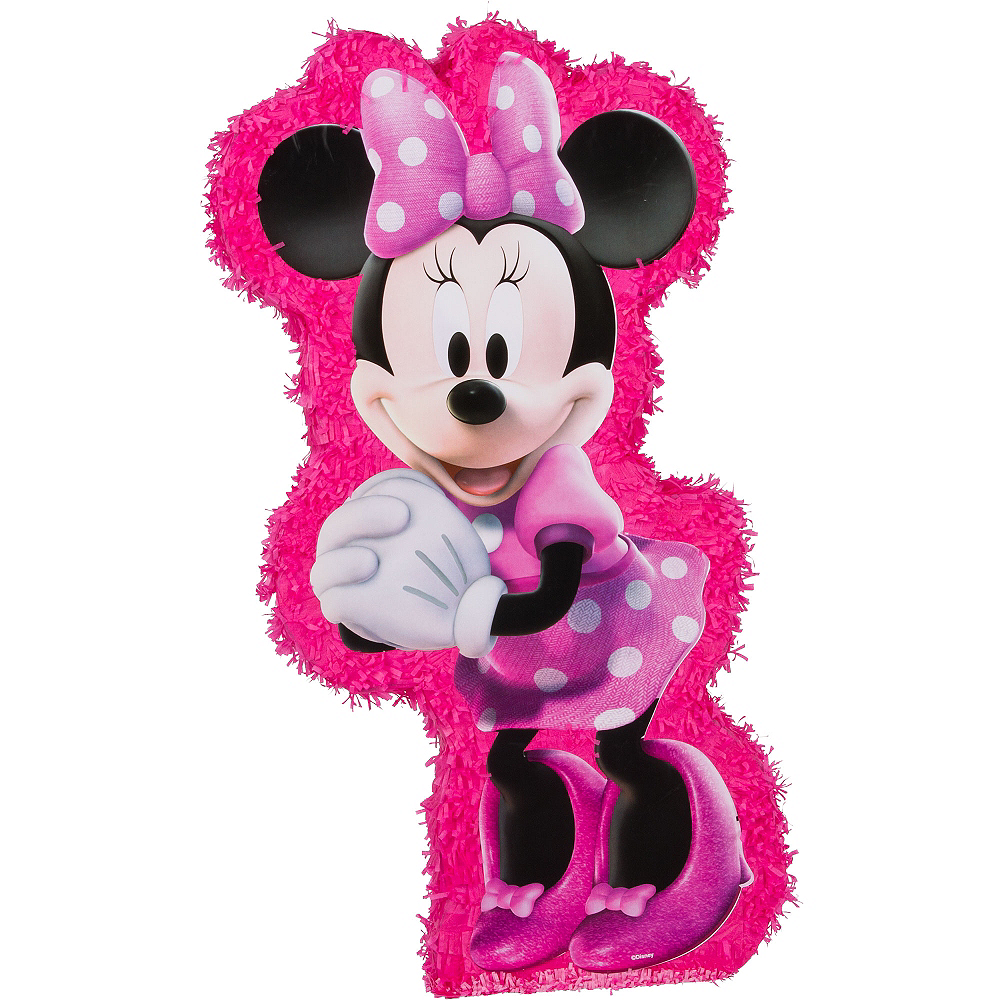 Nav Item for Classic Minnie Mouse Pinata Image #1