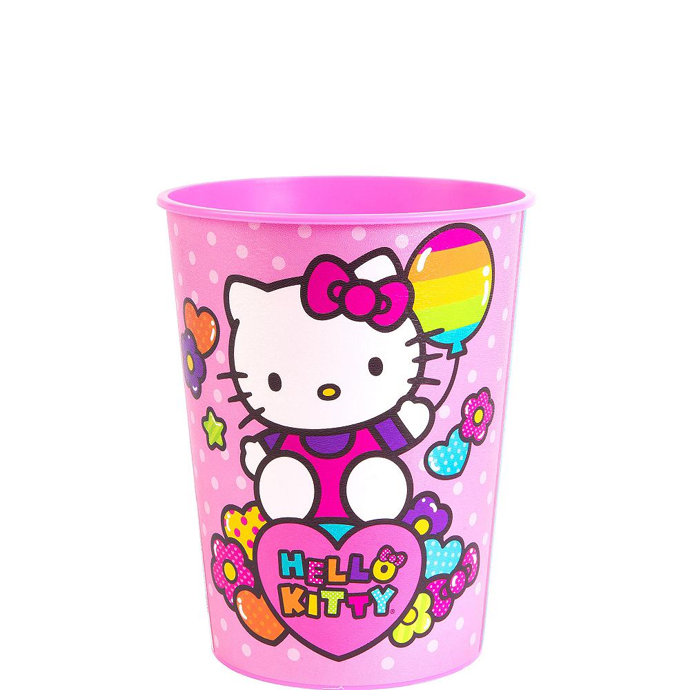 Rainbow Hello Kitty Favor Cup Image #1