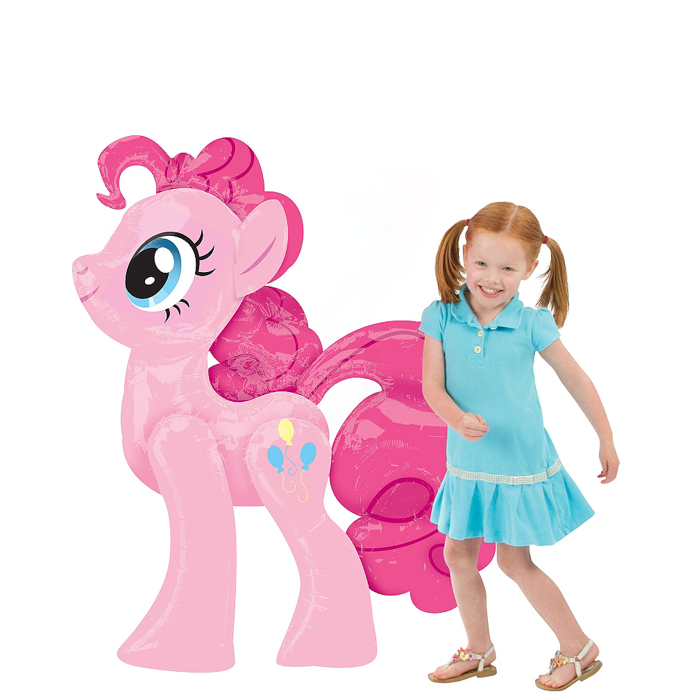 Giant Gliding Pinkie Pie Balloon - My Little Pony, 47in Image #1