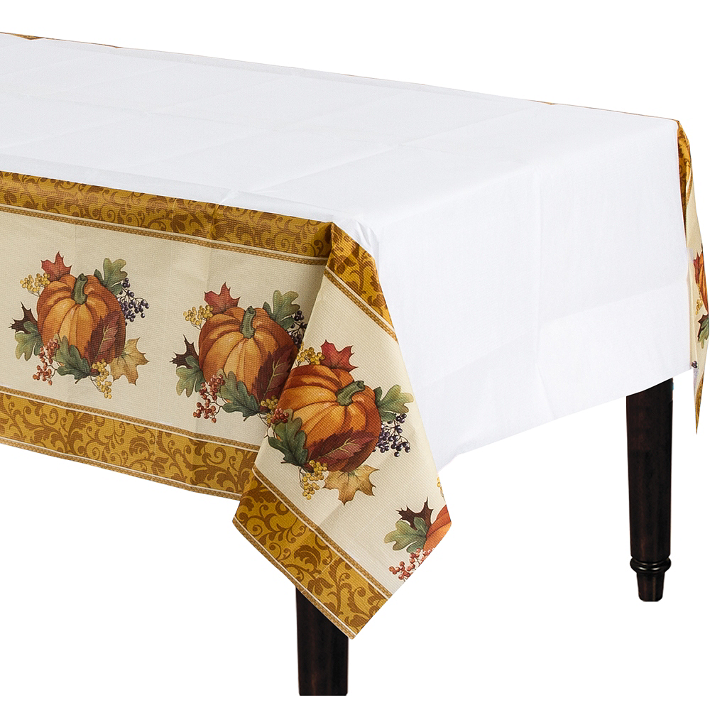 Bountiful Holiday Table Cover Image #1