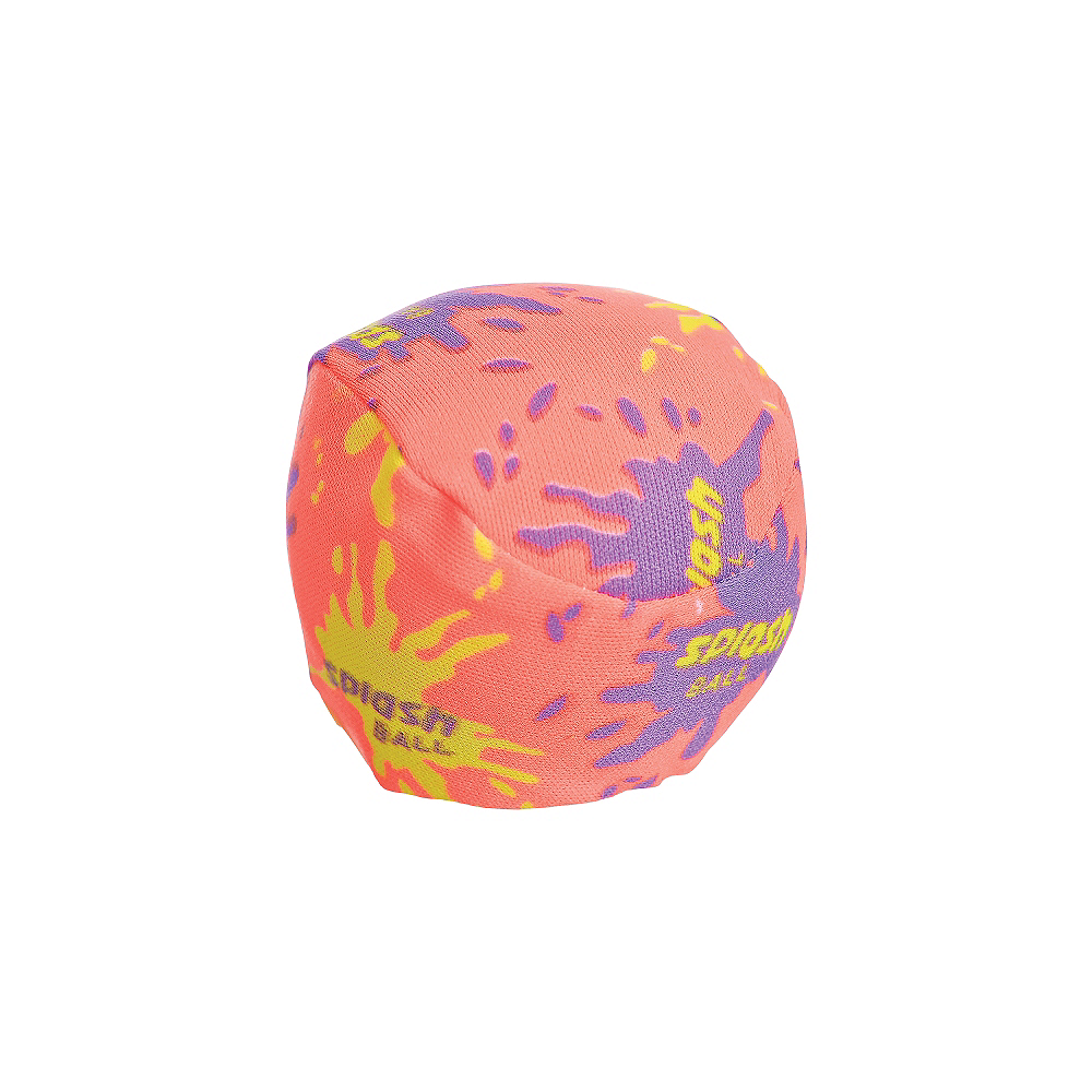 Orange Splash Ball Image #1