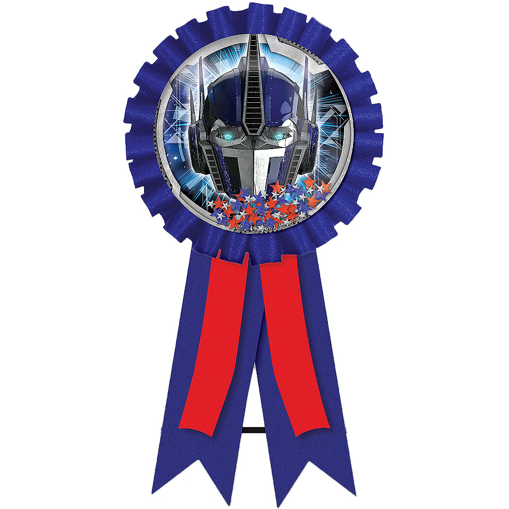 Transformers Award Ribbon Image #1