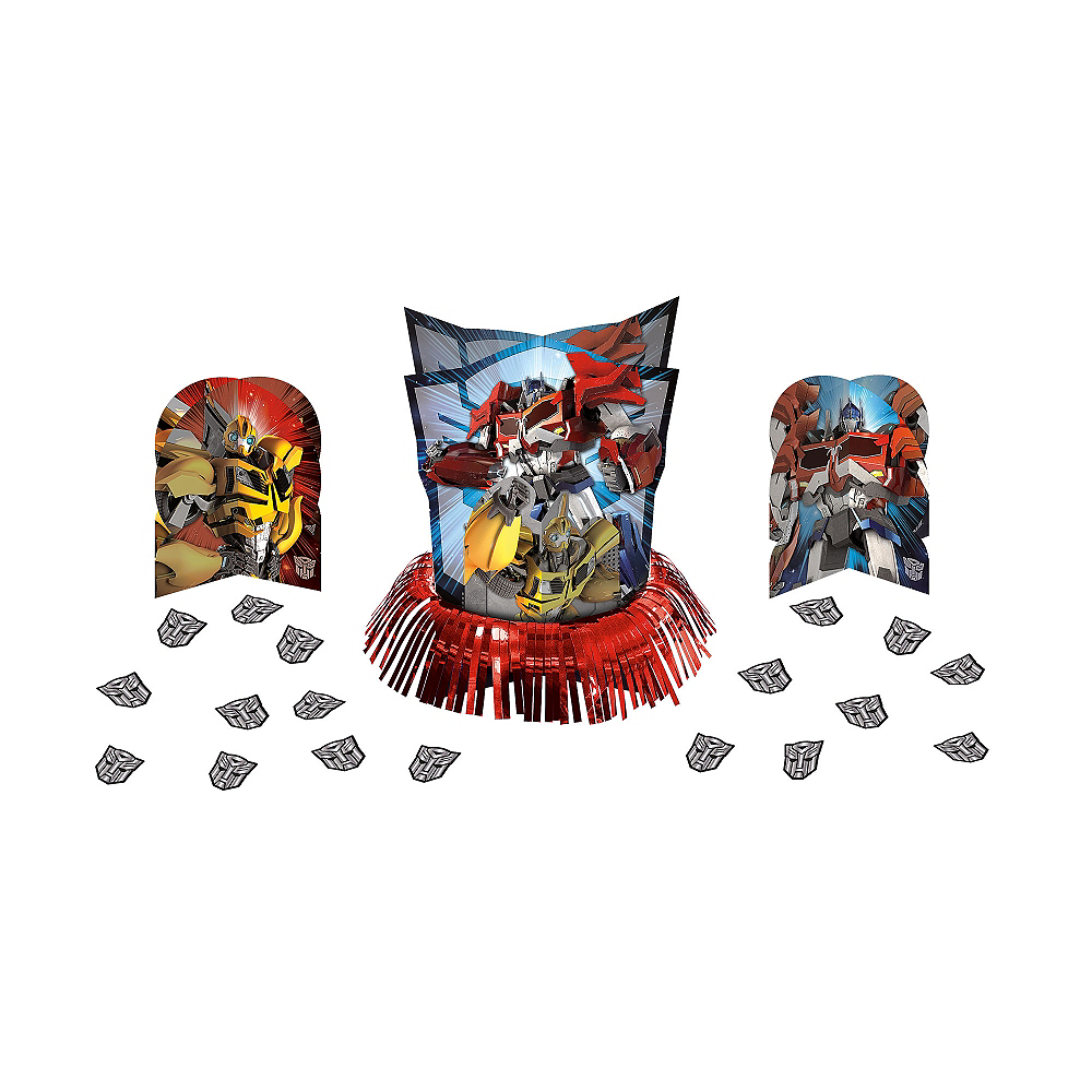 Transformers Table Decorating Kit 23pc Image #1