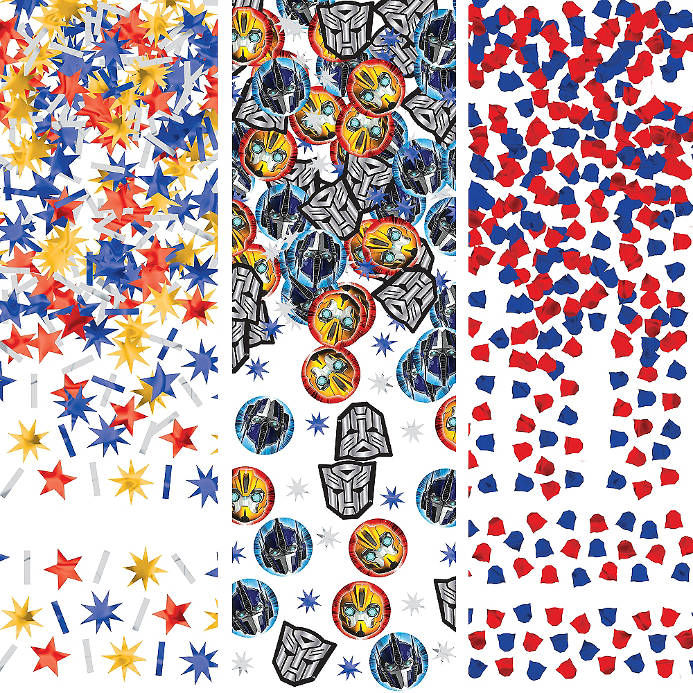 Nav Item for Transformers Confetti Image #1