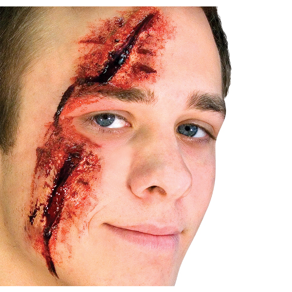 Slashed Eye Prosthetics Image #1