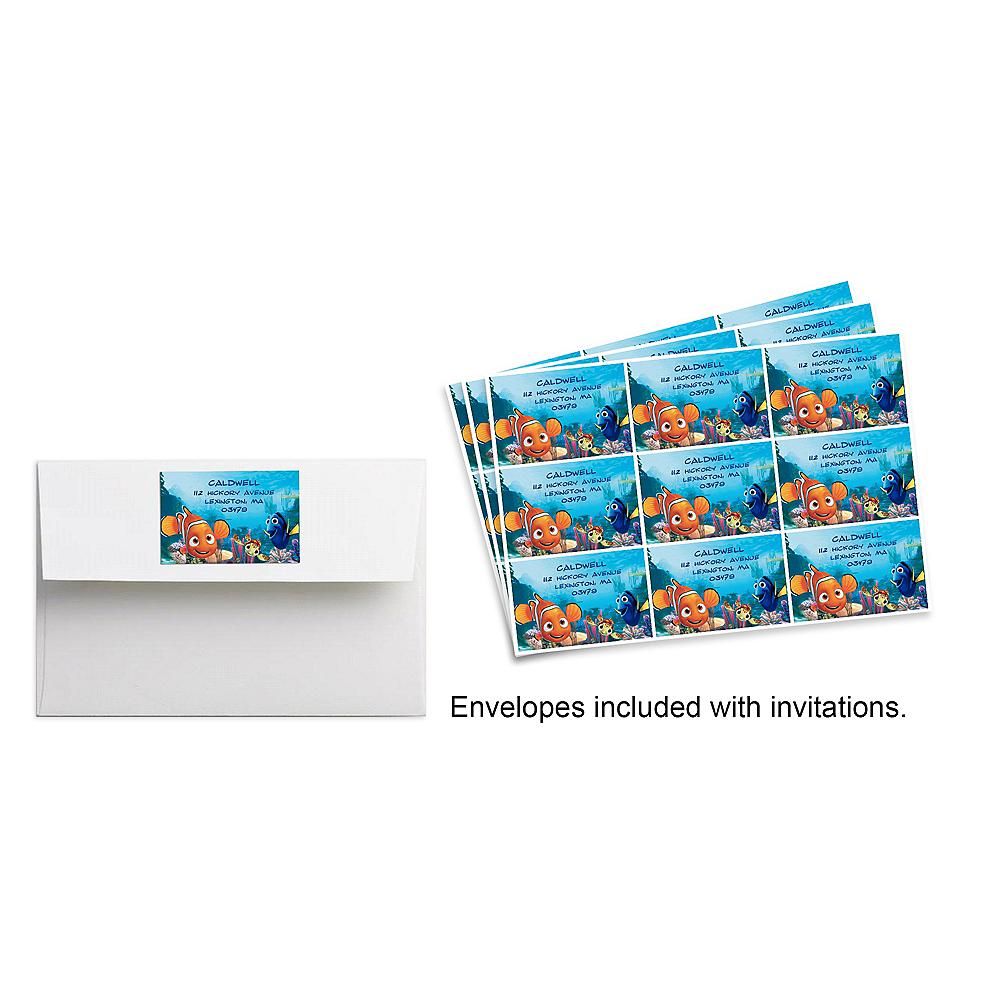 Custom Nemo & Friends Sticker Image #1