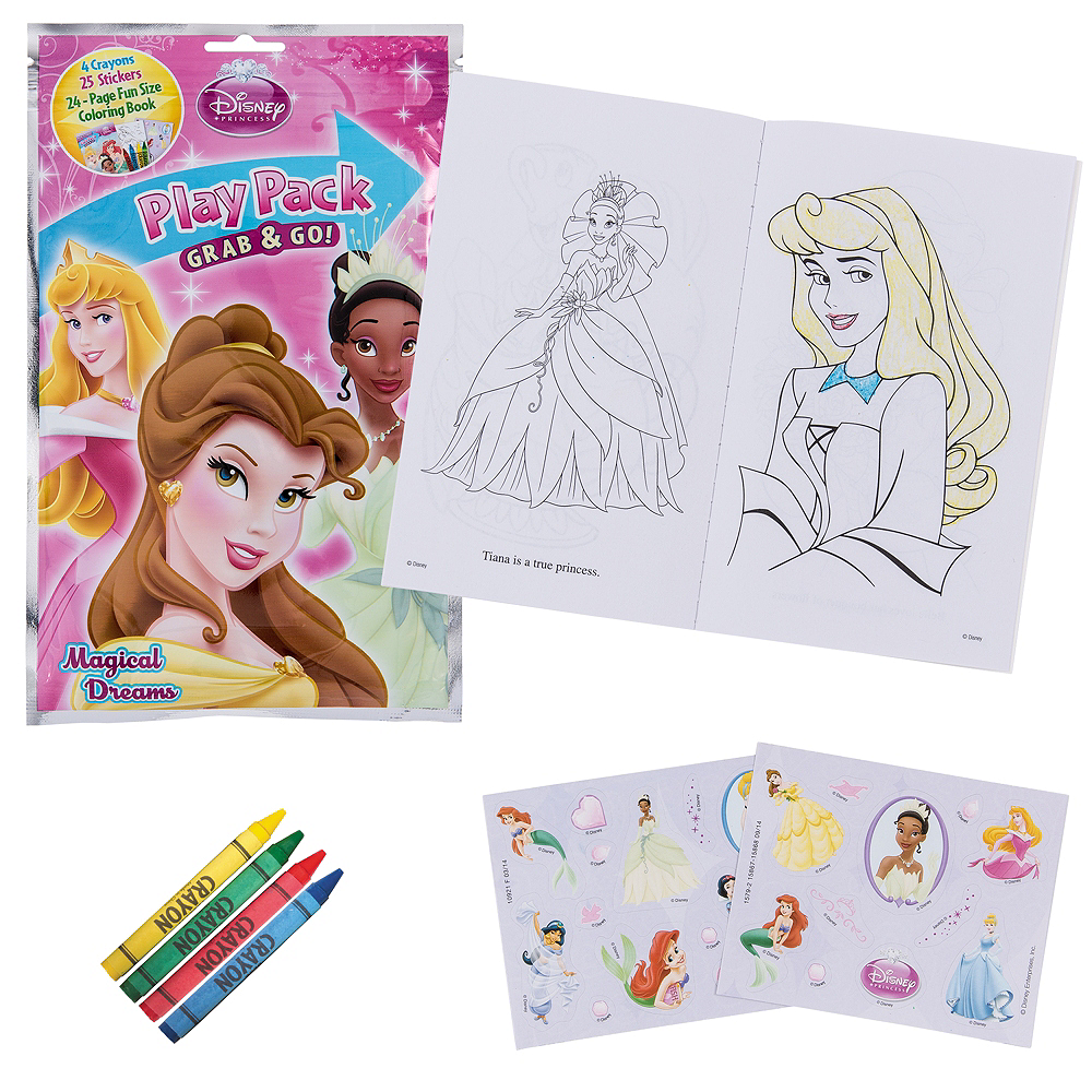 Disney Princess Activity Kit Image #1